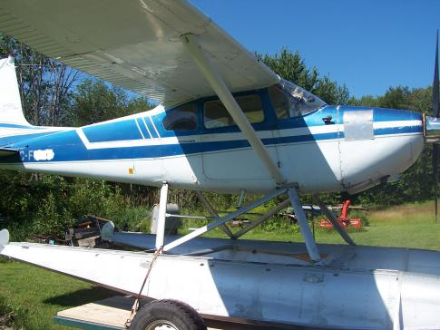 Aircraft for Sale in Sudbury, Ontario, Canada: 1958 Cessna 180B Skywagon