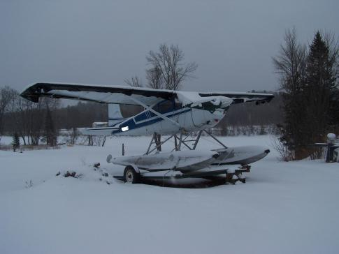 Aircraft for Sale in Ontario: 1958 Cessna 180B - 2