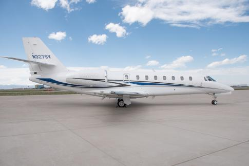 Aircraft for Sale in Indiana: 2012 Cessna Citation Sovereign - 2