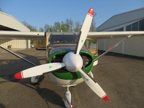 Off Market Aircraft in Bavaria: 1969 Cessna Reims Rocket - 2