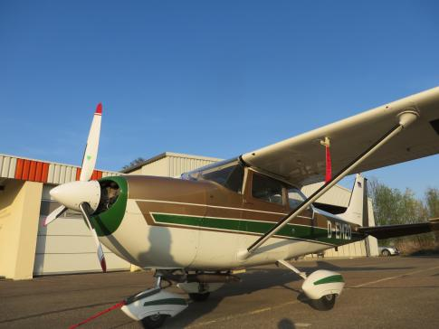 Off Market Aircraft in Bavaria: 1969 Cessna Reims Rocket - 3