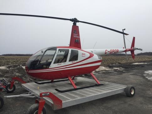 Aircraft for Sale in Quebec: 2005 Robinson Raven II - 1