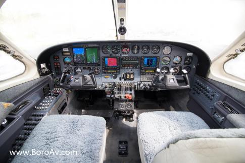 Aircraft for Sale in Tennessee: 1980 Cessna 414A - 3