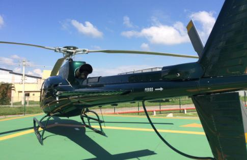 Off Market Aircraft in Brazil: 2013 Eurocopter AS 350B3e - 2
