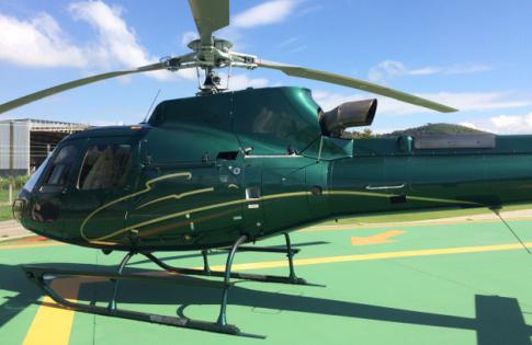 Off Market Aircraft in Brazil: 2013 Eurocopter AS 350B3e - 3