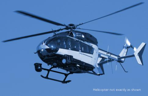 Aircraft for Sale in Germany: 2018 Eurocopter EC 145 - 1