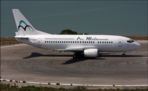 Aircraft for Auction in France: 1996 Boeing 737-500 - 1