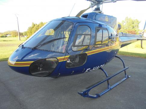 Aircraft for Sale in PRUNAY, France (LFQA): 2008 Eurocopter AS 350B2 Ecureuil