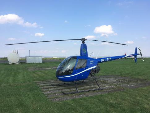 Aircraft for Sale in Chotouň, Czech Republic (LKCO): 2009 Robinson R-22 Beta II