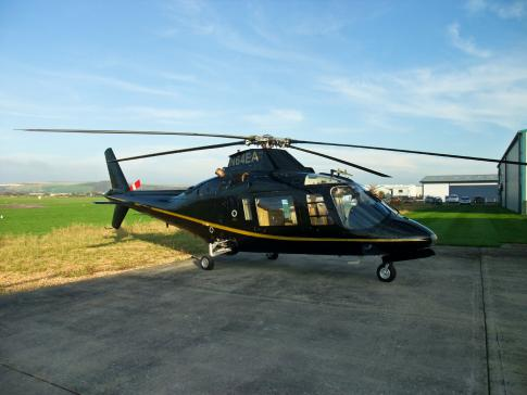 Off Market Aircraft in UK: 1984 Agusta A109A II - 3
