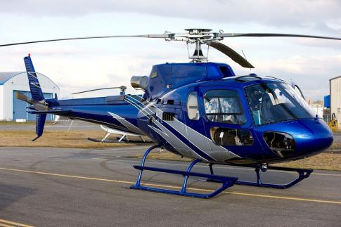 Off Market Aircraft in Nepal: 2014 Eurocopter AS 350B3 - 1