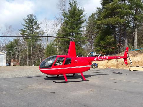 Aircraft for Sale in Woodlawn, United States (Khlx): 2013 Robinson R-44 Raven II
