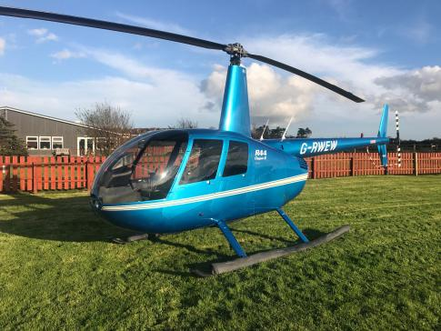 Aircraft for Sale in Belfast, Antrim, United Kingdom: 2006 Robinson R-44 Clipper II