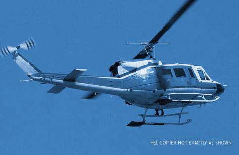 Off Market Aircraft in Qatar: 1978 Bell 212 - 1