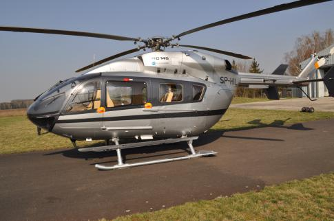 Off Market Aircraft in Poland: 2007 Eurocopter EC 145 - 1