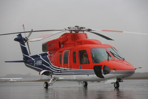 Aircraft for Sale in Germany: 1992 Sikorsky S-76B