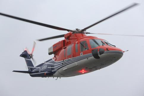 Aircraft for Sale in Germany: 1992 Sikorsky S-76B - 2