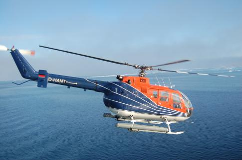 Aircraft for Sale in Germany: 1984 Eurocopter Bo 105-CBS4 - 1