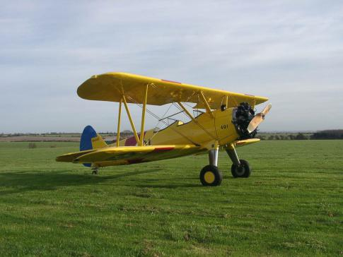 Aircraft for Sale in North West: 1945 Stearman  - 2