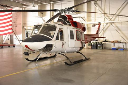 Aircraft for Auction in Los Angeles, California, United States (VNY): 2004 Bell 412EP