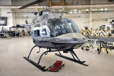 Aircraft for Auction in Van Nuys, California, United States (VNY): 1987 Bell 206B3 JetRanger III