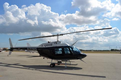 Aircraft for Sale in Florida: 1981 Bell 206B3 - 2