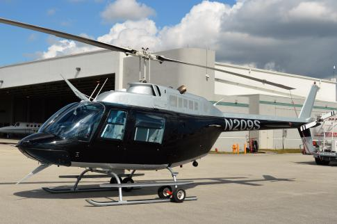 Aircraft for Sale in Florida: 1981 Bell 206B3 - 1