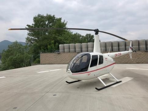 Aircraft for Sale in Litomerice, Czech Republic: 2012 Robinson R-44 Raven