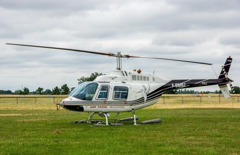 Off Market Aircraft in France: 1975 Bell 206B - 2