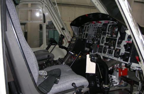 Off Market Aircraft in Peru: 2006 Bell 412EP - 3