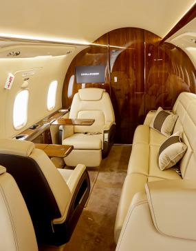 Off Market Aircraft in Canada: 2016 Bombardier Challenger 350 - 3