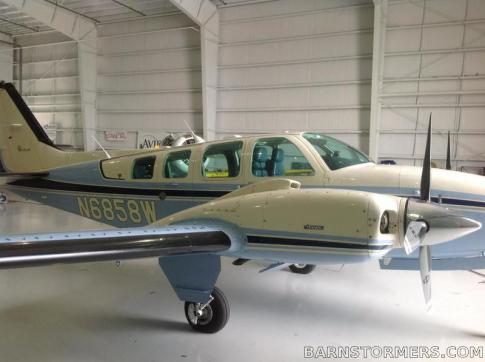 Aircraft for Sale in Fort Lauderdale, Florida, United States (KFXE): 1985 Beech 58 Baron