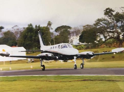 Aircraft for Sale in Maringa, Brazil (SBMG): 1977 Cessna 340A