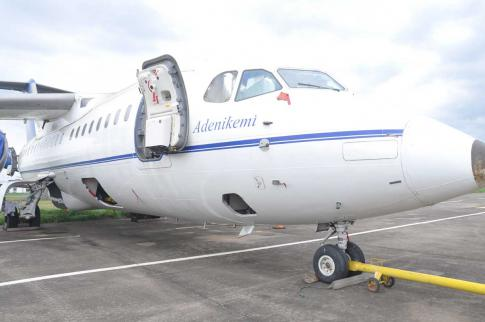 Off Market Aircraft in Cameroon: 1990 BAe 146-200 - 2