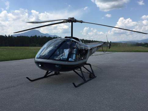Off Market Aircraft in 9020: 1998 Enstrom F-280FX - 2