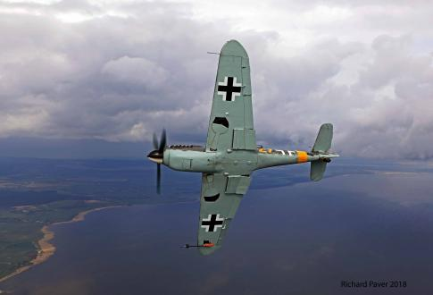 Aircraft for Sale in Germany: 1944 Messerschmitt Bf 109-G - 2
