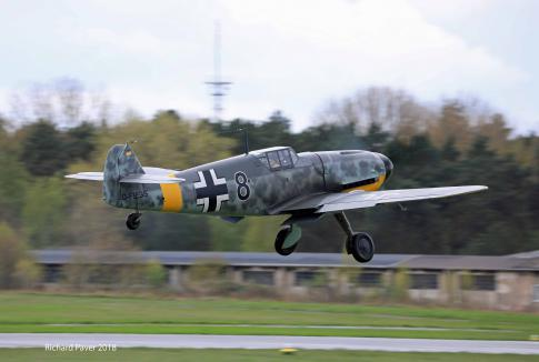 Aircraft for Sale in Germany: 1943 Messerschmitt Bf 109-G6 - 2