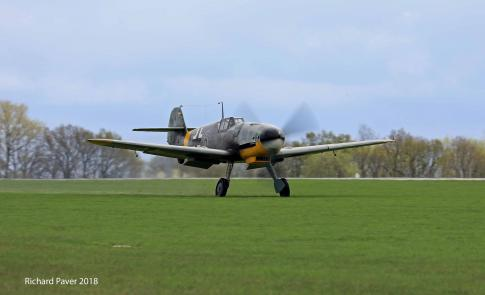 Aircraft for Sale in Germany: 1943 Messerschmitt Bf 109-G6 - 3
