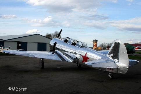 Aircraft for Sale in Germany (EDAH): 1953 Yakovlev YAK-11