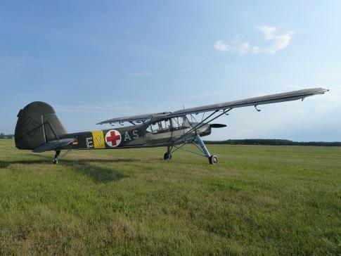 Aircraft for Sale in Germany (EDAH): 1944 Fieseler Fi 156 Storch