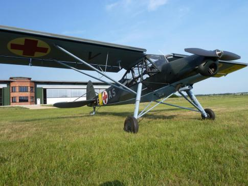 Aircraft for Sale in Germany: 1944 Fieseler Fi 156 - 2