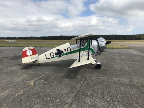 Aircraft for Sale in Germany (EDAH): 1937 Bucker