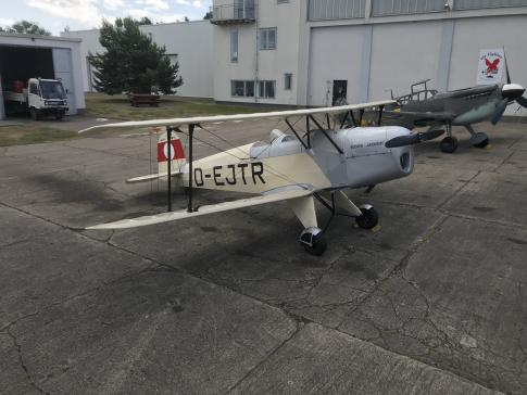 Aircraft for Sale in Germany: 1939 Bucker Jungmann