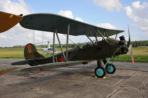 Aircraft for Sale in Germany (EDAH): 1952 Polikarpov U-2