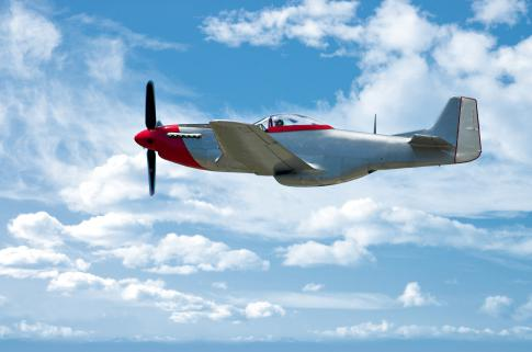 Aircraft for Sale in Switzerland: 1945 North American P-51 Mustang