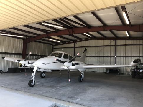 Aircraft for Sale in Oregon: 1966 Cessna 310K - 1