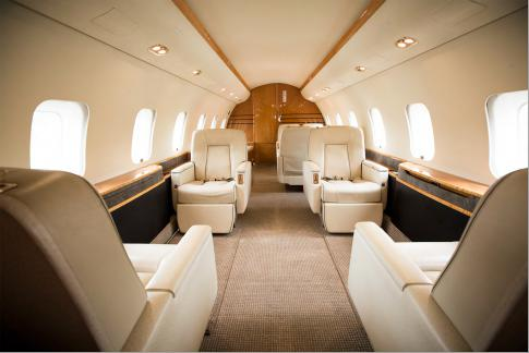 Off Market Aircraft in Canada: 2009 Bombardier Global 5000 - 2
