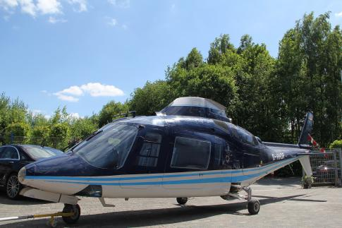 Aircraft for Sale in Germany: 1985 Agusta A109A II - 2