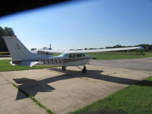 Off Market Aircraft in Indiana: 1982 Cessna 172P - 2