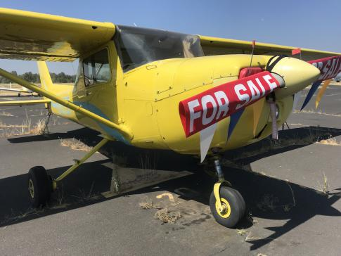 Aircraft for Sale in Auburn, California, United States (KAUN): 1973 Cessna 150L